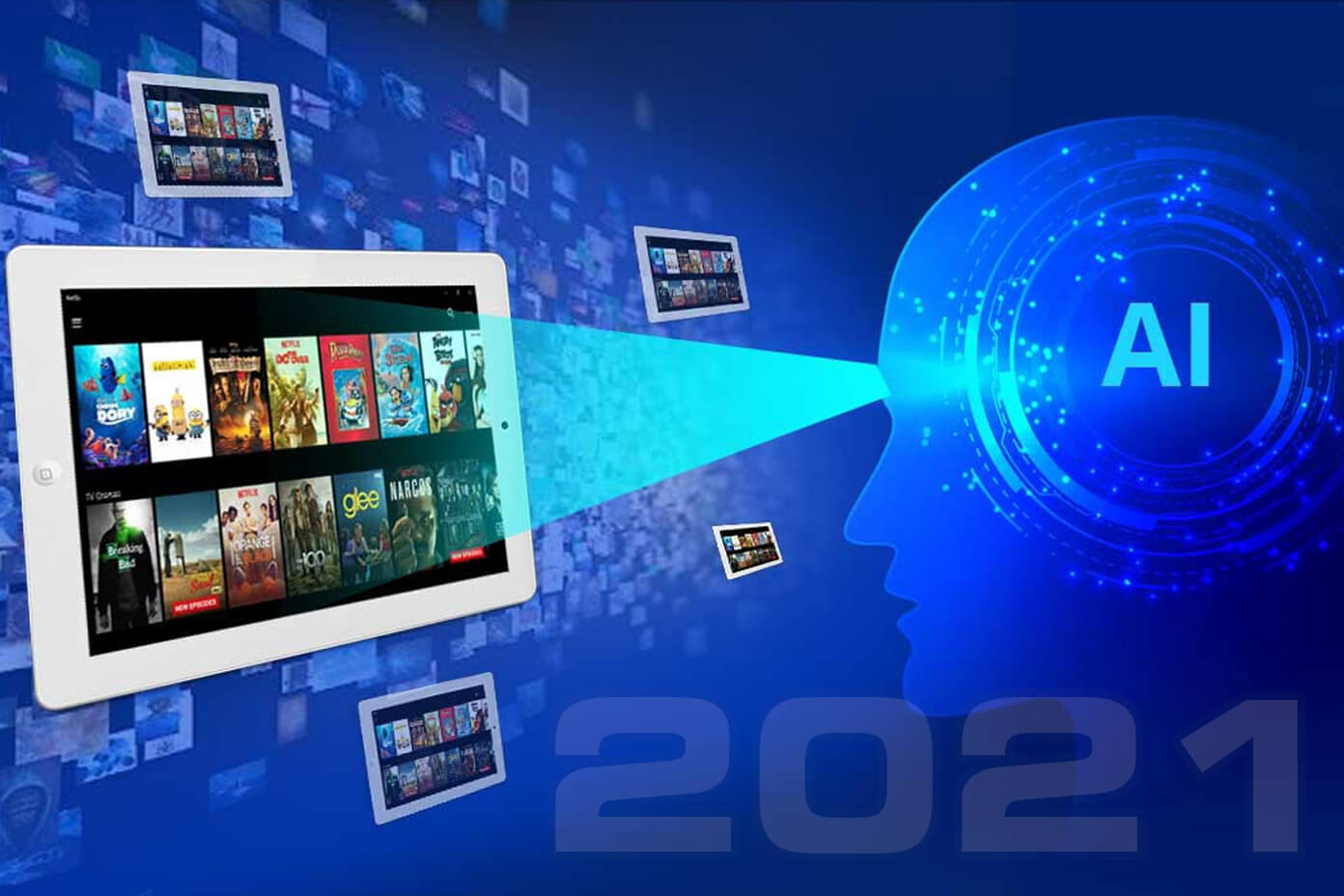 Latest Technologies are reshaping the Media and Entertainment Industry